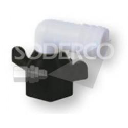 """Coude à écrou tournant hexagonal 1/2"""" femelle à oreilles SHURFLO 234-3946"""