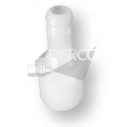 Raccord droit de tuyau X pour flexible SHURFLO 8-007-01