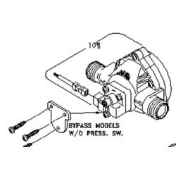 Kit de tête de pompe SHURFLO N°3