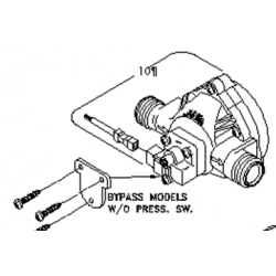 Kit complet de tête de pompe pour 8000-380-42