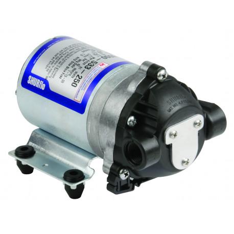 Pompe à eau SHURFLO série 8000 BYPASS 24 Volts